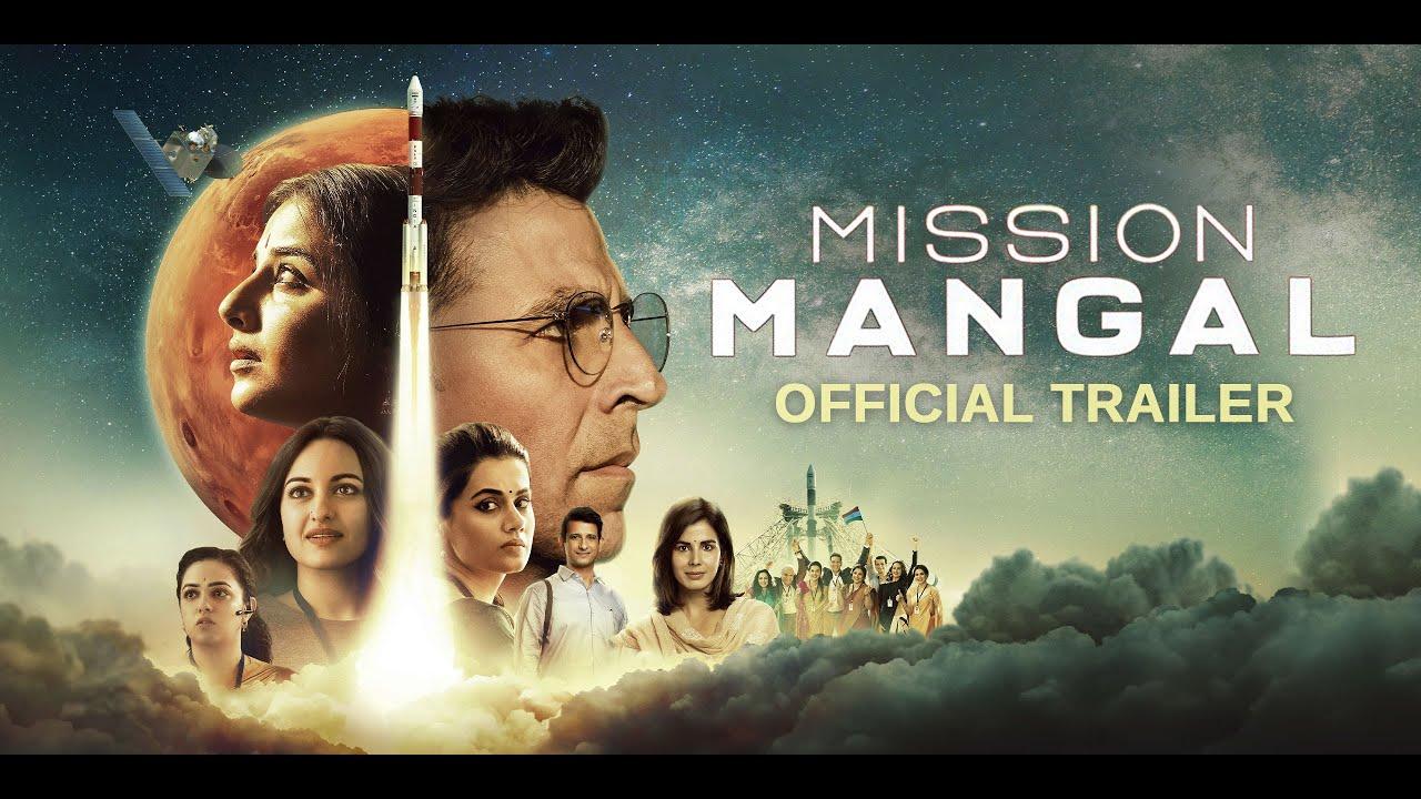 Mission Mangal Trailer, Akshay Kumar Starrer Shine Brighter than the Stars!
