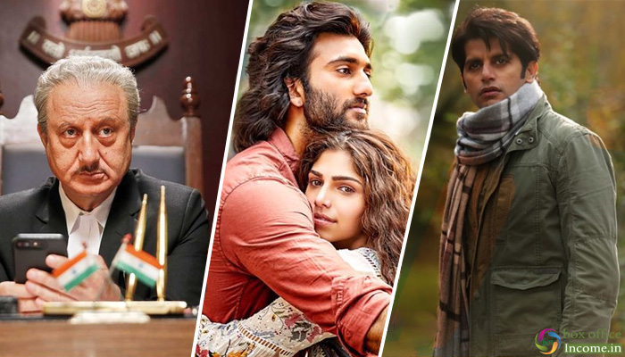 One Day, Malaal and Hume Tumse Pyaar Kitna 1st Day Collection Prediction