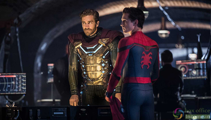 Spider-Man Far From Home 3rd Day Collection, Shows Good Hold on Saturday