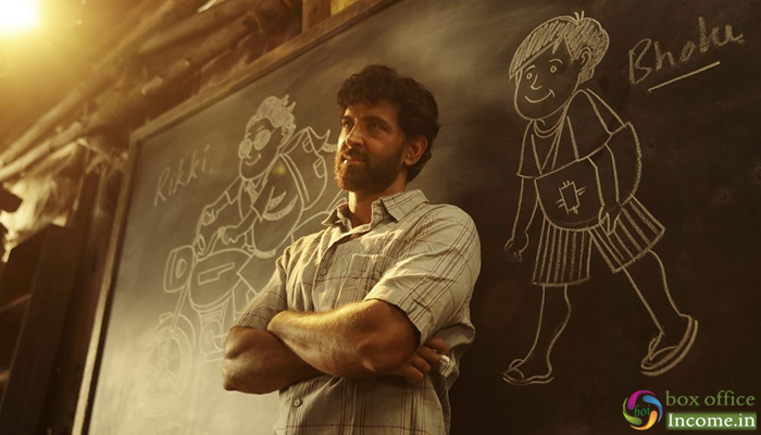 Super 30 2nd Day Collection, Hrithik Roshan's Film shows Good Growth on Saturday