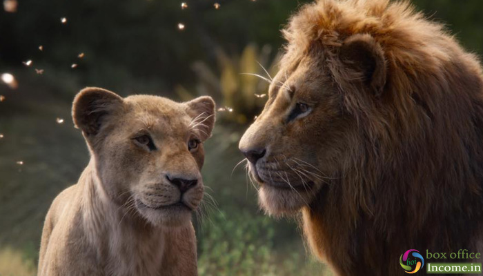 The Lion King 5th Day Collection, Disney's Film Remains Good on Tuesday!