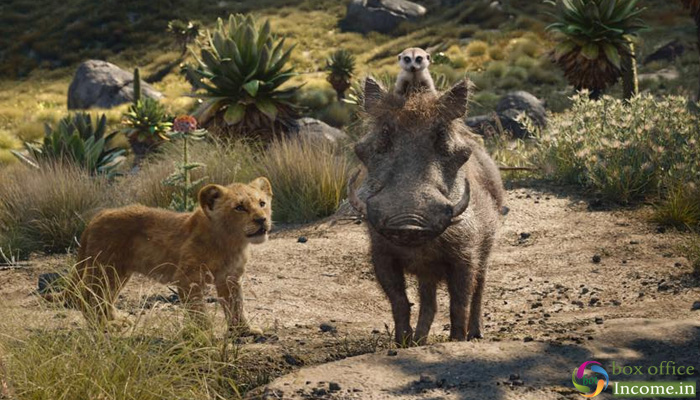 The Lion King 6th Day Collection, Disney's film Continues to Maintain Well on Wednesday
