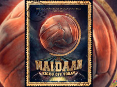 Ajay Devgn Announces Next Film 'Maidaan', Directed by Amit Ravindernath Sharma!