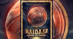 Ajay Devgn Announces Next Film 'Maidaan', Directed by Amit Ravindernath Sharma!