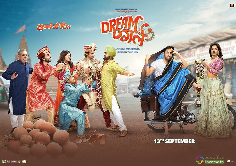 Dream Girl Trailer: Get Ready To Enjoy This Laughter Ride on 13 September 2019!