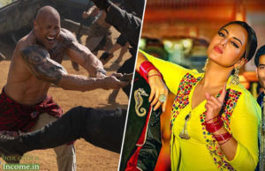 Hobbs & Shaw And Khandaani Shafakhana 1st Day Collection Prediction at the Box Office