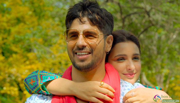 Jabariya Jodi 3rd Day Collection, Prashant Singh's Film Registers an Average Weekend