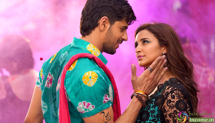 Jabariya Jodi 6th Day Collection, Sidharth-Parineeti's Film Slows Down in Weekdays!