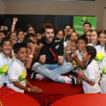 'Sultan of Stage' Maniesh Paul Celebrates Birthday With Smile Foundation Kids!