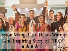 Mission Mangal Review: A Heart-Warming And Inspiring Story of ISRO!