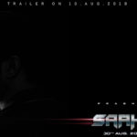 Saaho Trailer Release Date: Prabhas Fans, Here's A Good News For You All!