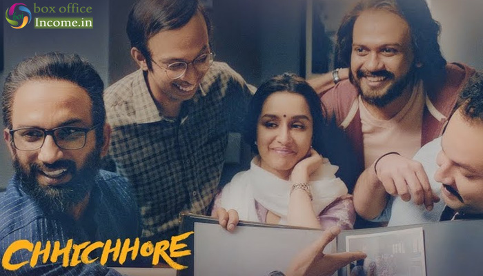 Chhichhore 22nd Day Collection, Sushant-Shraddha's Film Holds Well on 4th Friday