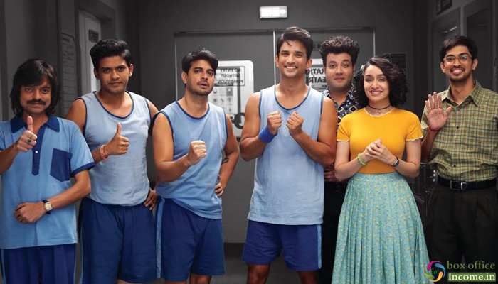 Chhichhore 2nd Day Collection, Earns 19.57 Crores Total from India in 2 Days!