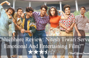 Chhichhore Review: Nitesh Tiwari Serves Emotional and Entertaining Film!