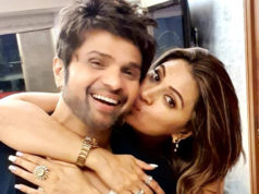 Himesh Reshammiya's wife Sonia Kapoor writes the Lyrics of Happy Hardy And Heer's song 'Aadat'