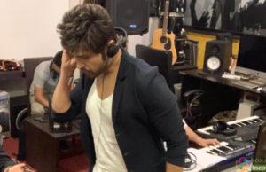Himesh Reshammiya Shares the Video of romantic track Nazdeekiyaan on Lataji's birthday