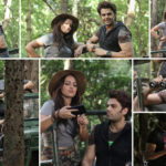 The Da-Bangg Tour Celebs: Maniesh Paul & Sonakshi Sinha Reunite For An Ad Film!