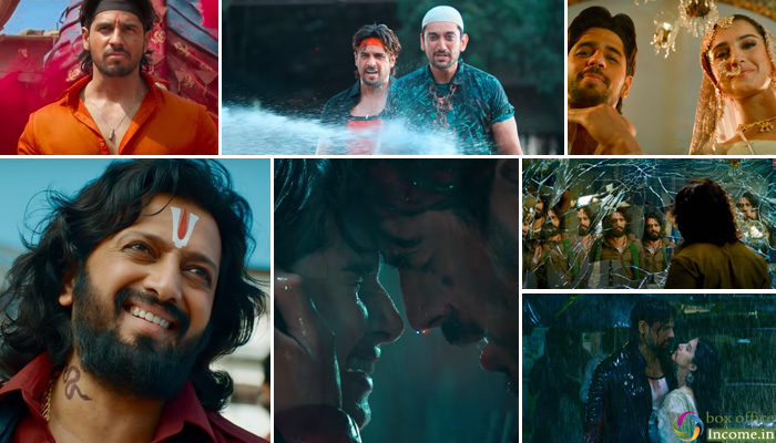 Marjaavaan Trailer: Sidharth Malhotra and Riteish Deshmukh starrer promises a Mass Entertainer