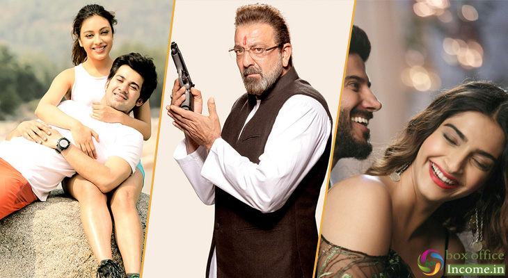 Pal Pal Dil Ke Paas, Prassthanam & The Zoya Factor 1st Day Box Office Collection Report!