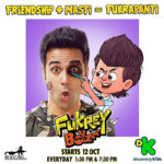 Hunny aka Pulkit Samrat gets his own Animated Avatar in 'Fukrey Boyzzz'