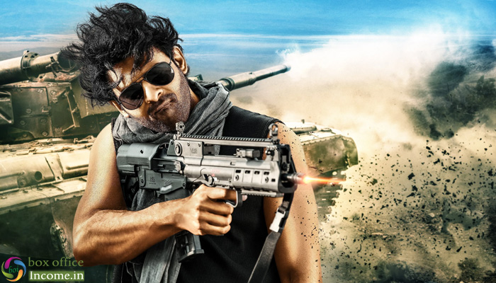 Saaho 12th Day Collection, Action Thriller Shows Good Growth on 2nd Tuesday