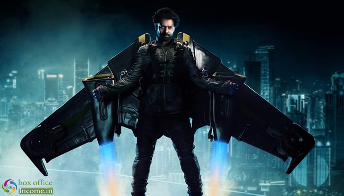 Saaho 14th Day Collection, Prabhas' Action Thriller Ends its 2 Weeks Journey!