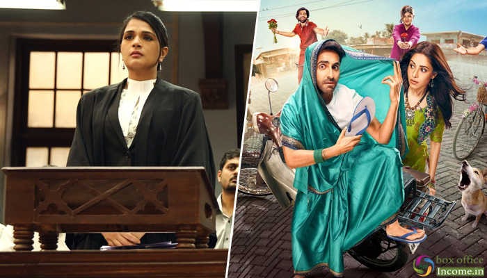 Section 375 & Dream Girl 1st Day Collection, Ayushmann's Film takes a Good Start!