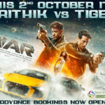 War Advance Booking Starts! Hrithik vs Tiger all set to take a Huge Opening