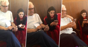 Here's what Amyra Dastur & Boman Irani bonded over on the sets of 'Made In China'!