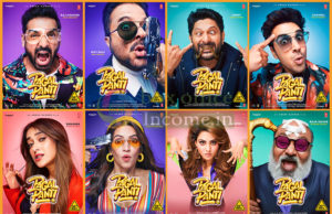 Pagalpanti Character Posters: Anees Bazmee's Film to Release on 22 Nov 2019!