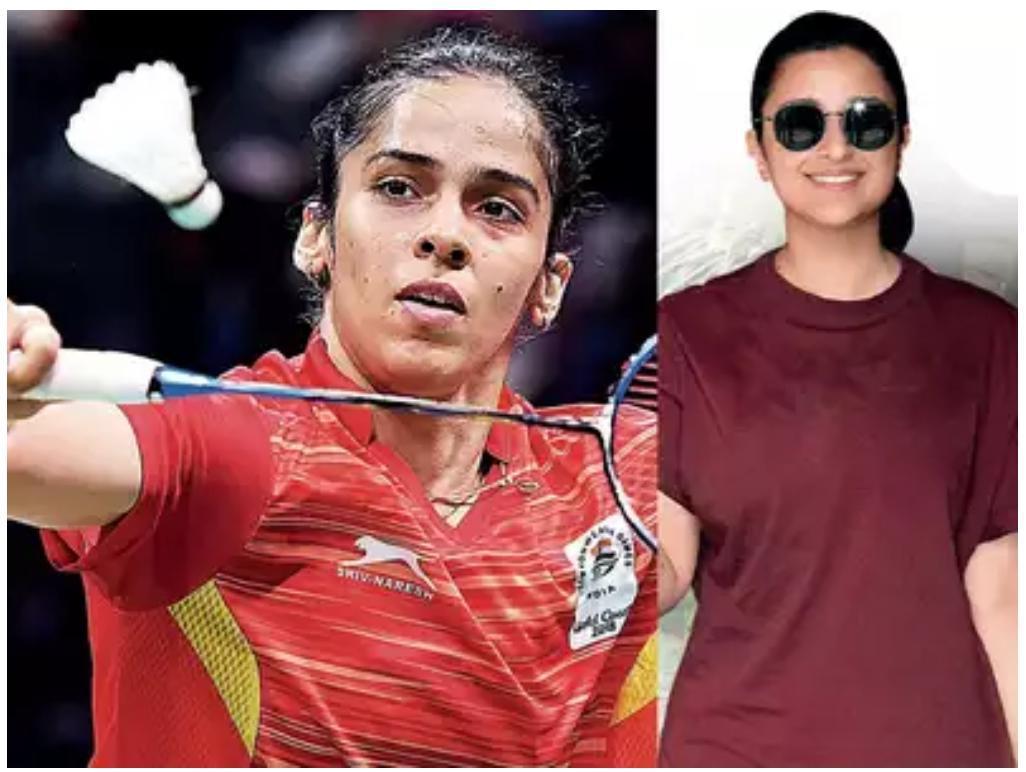 Parineeti Chopra's power play for Saina Nehwal Biopic!