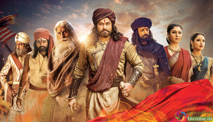 Sye Raa Narasimha Reddy 2nd Day Collection, Remains Solid on Thursday!