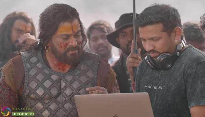 Sye Raa Narasimha Reddy 9th Day Collection, Passes 1st Week on a Good Note