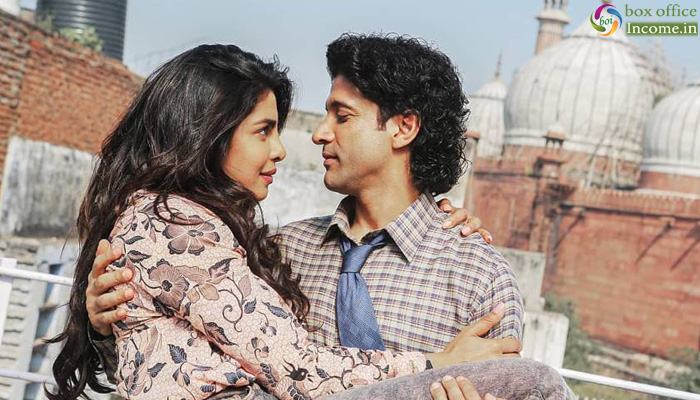 The Sky Is Pink 1st Day Collection, Farhan-Priyanka starrer Opens at a Slow Note!