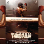 Toofan First Look, Farhan Akhtar Starrer to Release on 2 October 2020