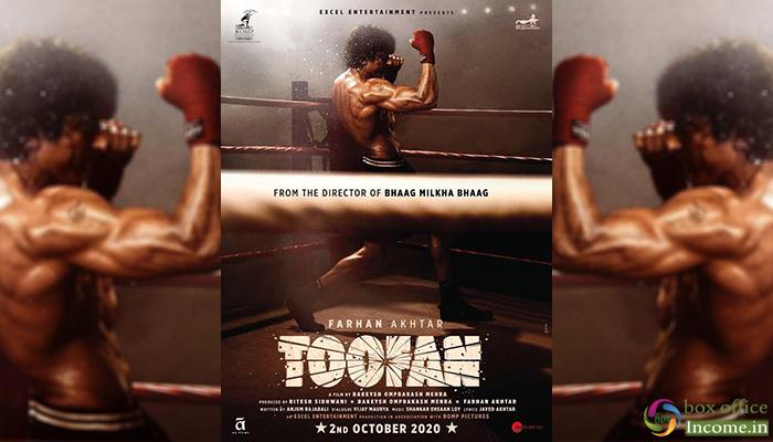 Toofan First Look, Farhan Akhtar Starrer to Release on 2 October 2020