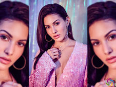 Actress Amyra Dastur looks forward to a promising year!