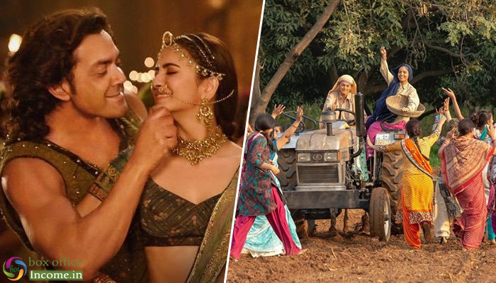Housefull 4 and Saand Ki Aankh 9th Day Collection, Show Decent Growth on 2nd Saturday