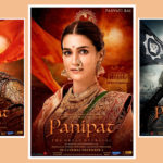 Panipat First Look Posters: Arjun-Sanjay-Kriti starrer to Release on 6 Dec 2019