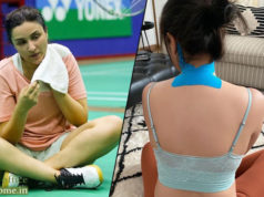 OMG! Parineeti Chopra gets Injured while Training for Saina Nehwal's biopic