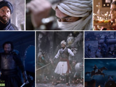 Tanhaji Trailer: Ajay Devgn, Kajol & Saif Ali Khan look Great in this Period Drama!