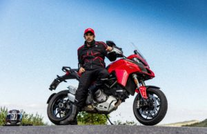Bike Lover Amit Sadh visits the Ducati Factory in Italy!
