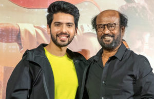 Armaan Malik Receives a Thunderous Applause for his Performance at Darbar Trailer Launch!