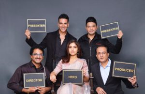 Bhushan Kumar & Akshay Kumar present 'Durgavati' Ft.- Bhumi Pednekar in the lead role!