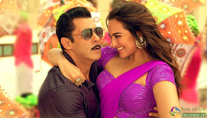 Dabangg 3 3rd Day Collection, Salman Khan's Film registers a Good Opening Weekend!