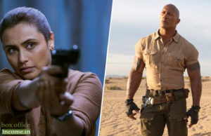 Mardaani 2 and Jumanji: The Next Level 10th Day Collection: 2nd Weekend Report!