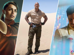 Mardaani 2, Jumanji: The Next Level and The Body 3rd Day Collection: Weekend Report!