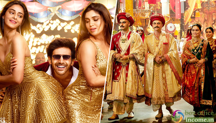 Pati Patni Aur Woh and Panipat 2nd Day Box Office Collection, Saturday Business Report!