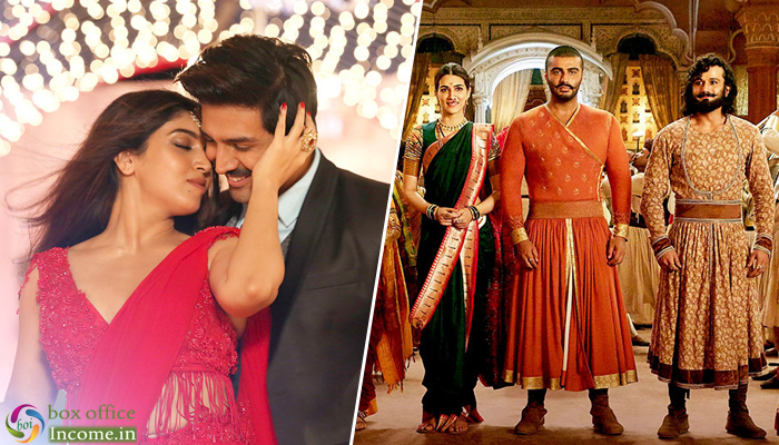 Pati Patni Aur Woh and Panipat 5th Day Collection, Kartik's Film Holds Well on Weekdays!