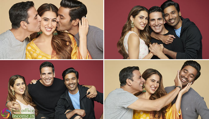 It's Official! Akshay Kumar, Dhanush & Sara Ali Khan to star in Aanand L Rai's Atrangi Re